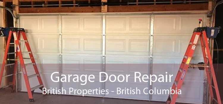 Garage Door Repair British Properties - British Columbia