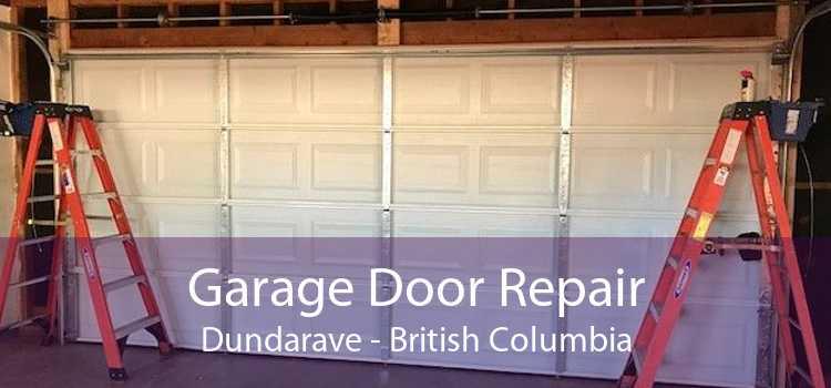 Garage Door Repair Dundarave - British Columbia