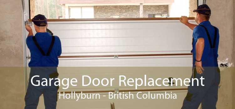 Garage Door Replacement Hollyburn - British Columbia