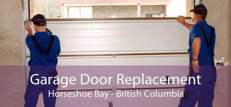 Garage Door Replacement Horseshoe Bay - British Columbia