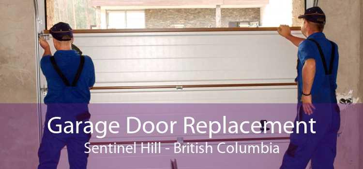 Garage Door Replacement Sentinel Hill - British Columbia