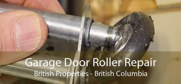 Garage Door Roller Repair British Properties - British Columbia