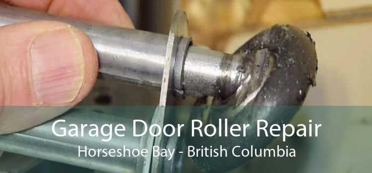 Garage Door Roller Repair Horseshoe Bay - British Columbia