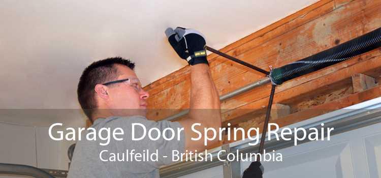 Garage Door Spring Repair Caulfeild - British Columbia