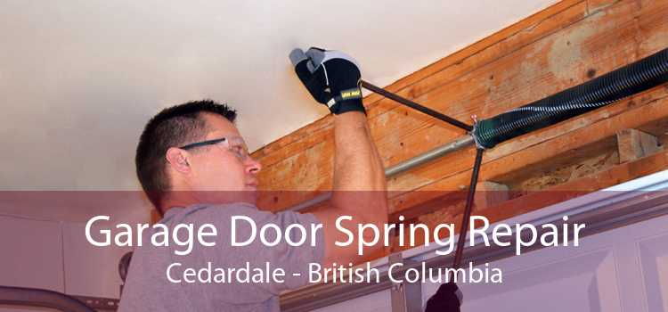 Garage Door Spring Repair Cedardale - British Columbia