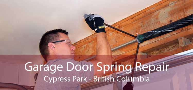 Garage Door Spring Repair Cypress Park - British Columbia