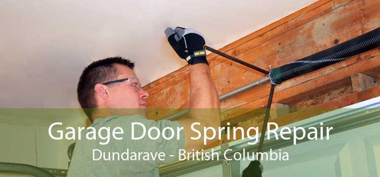 Garage Door Spring Repair Dundarave - British Columbia
