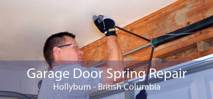 Garage Door Spring Repair Hollyburn - British Columbia
