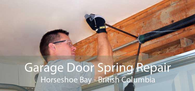 Garage Door Spring Repair Horseshoe Bay - British Columbia