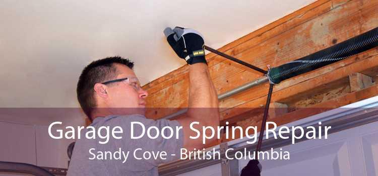 Garage Door Spring Repair Sandy Cove - British Columbia