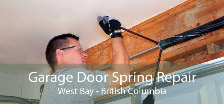Garage Door Spring Repair West Bay - British Columbia