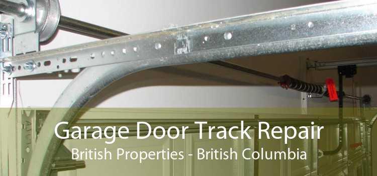 Garage Door Track Repair British Properties - British Columbia