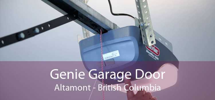 Genie Garage Door Altamont - British Columbia