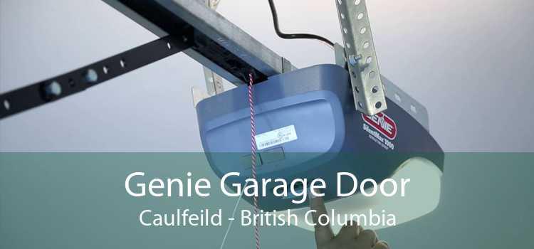 Genie Garage Door Caulfeild - British Columbia