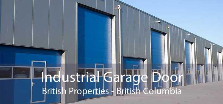 Industrial Garage Door British Properties - British Columbia