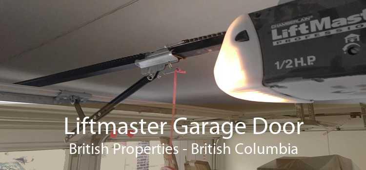 Liftmaster Garage Door British Properties - British Columbia