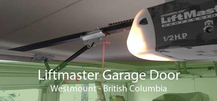 Liftmaster Garage Door Westmount - British Columbia