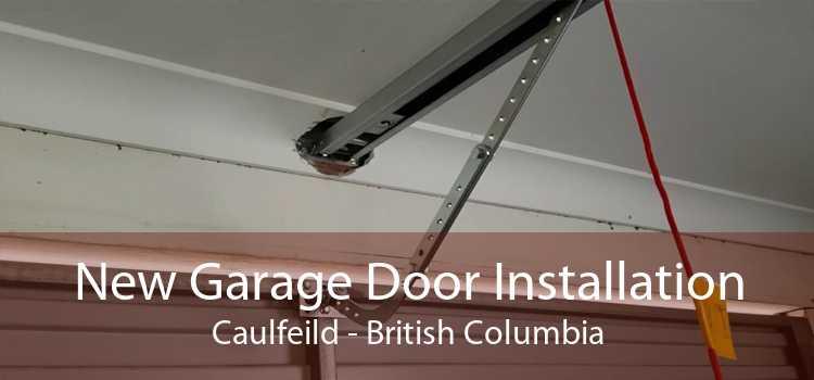 New Garage Door Installation Caulfeild - British Columbia