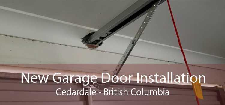New Garage Door Installation Cedardale - British Columbia