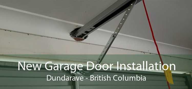 New Garage Door Installation Dundarave - British Columbia