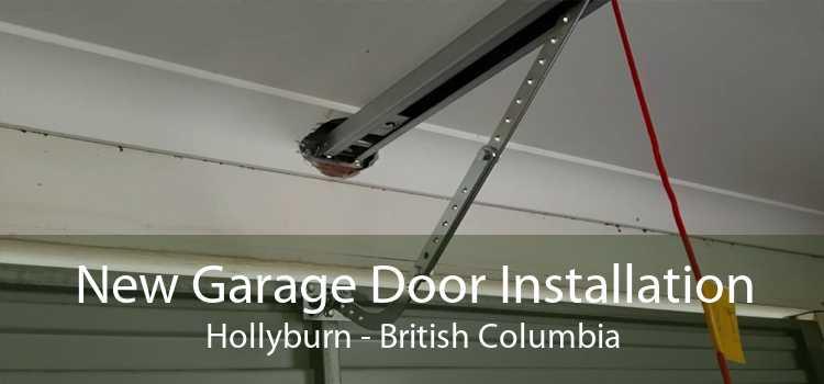 New Garage Door Installation Hollyburn - British Columbia