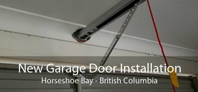 New Garage Door Installation Horseshoe Bay - British Columbia