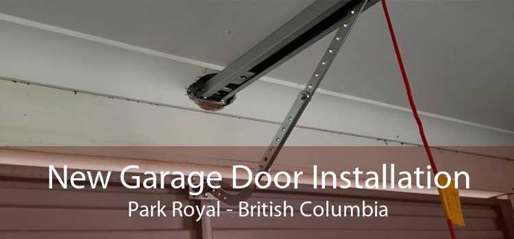 New Garage Door Installation Park Royal - British Columbia