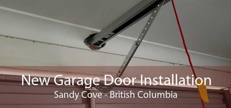 New Garage Door Installation Sandy Cove - British Columbia
