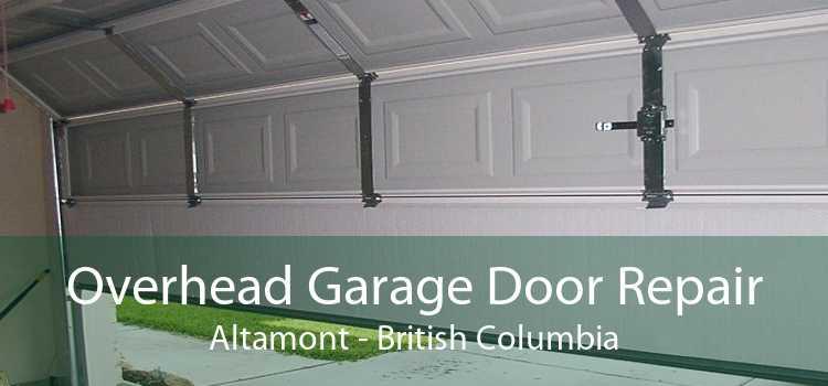 Overhead Garage Door Repair Altamont - British Columbia