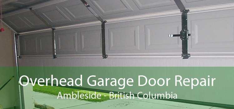 Overhead Garage Door Repair Ambleside - British Columbia