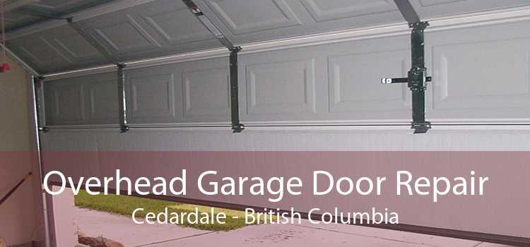 Overhead Garage Door Repair Cedardale - British Columbia