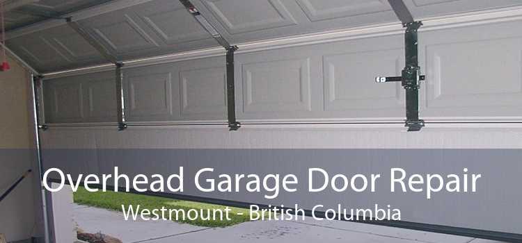 Overhead Garage Door Repair Westmount - British Columbia