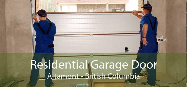 Residential Garage Door Altamont - British Columbia