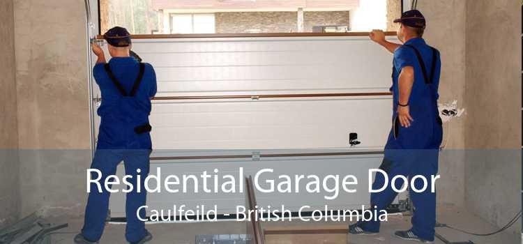 Residential Garage Door Caulfeild - British Columbia