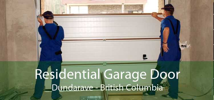 Residential Garage Door Dundarave - British Columbia