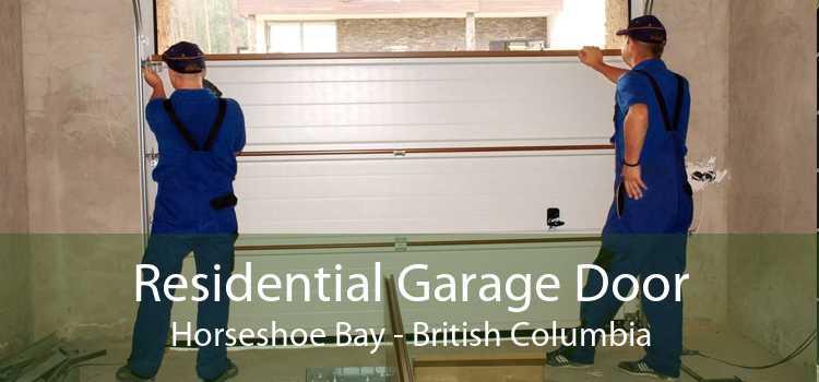 Residential Garage Door Horseshoe Bay - British Columbia
