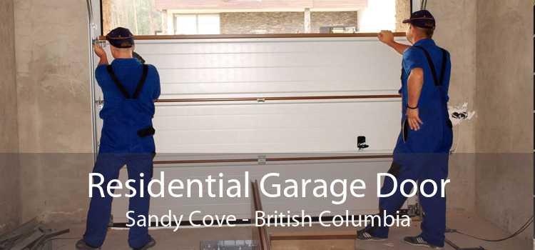 Residential Garage Door Sandy Cove - British Columbia