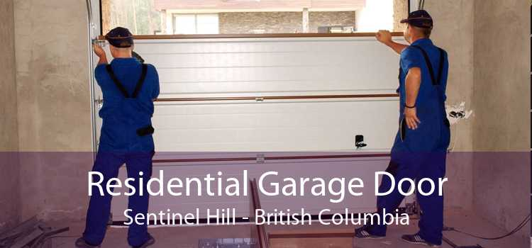 Residential Garage Door Sentinel Hill - British Columbia