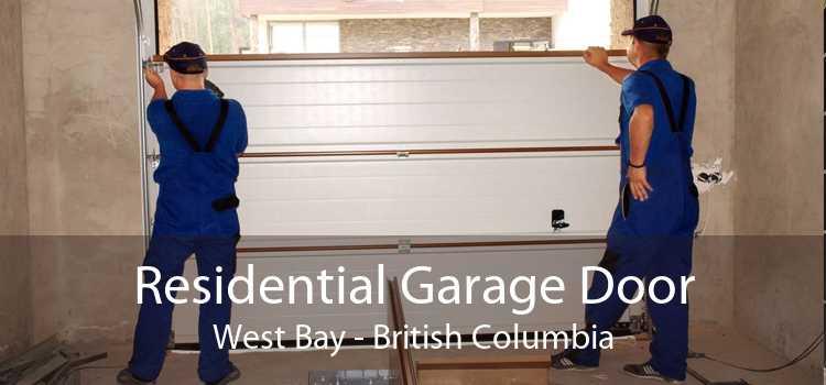 Residential Garage Door West Bay - British Columbia