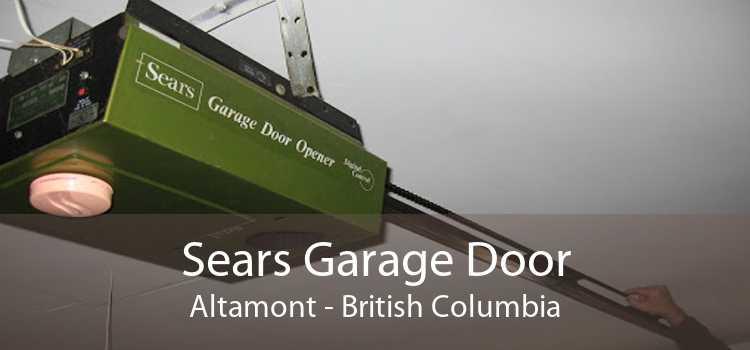 Sears Garage Door Altamont - British Columbia