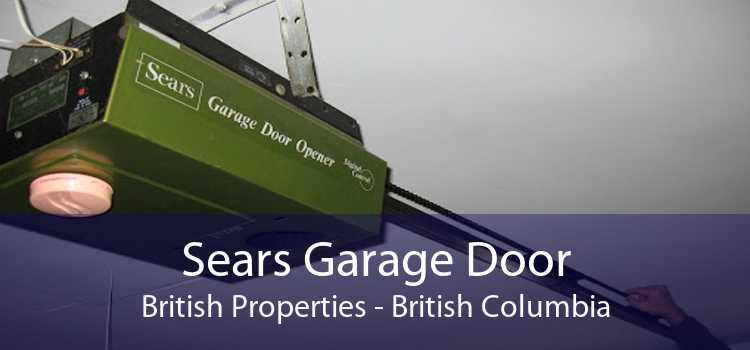 Sears Garage Door British Properties - British Columbia