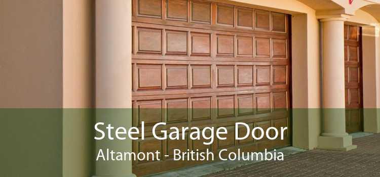 Steel Garage Door Altamont - British Columbia