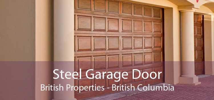 Steel Garage Door British Properties - British Columbia