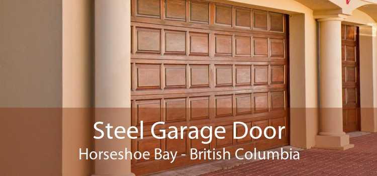 Steel Garage Door Horseshoe Bay - British Columbia