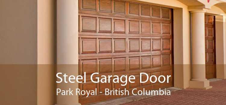 Steel Garage Door Park Royal - British Columbia