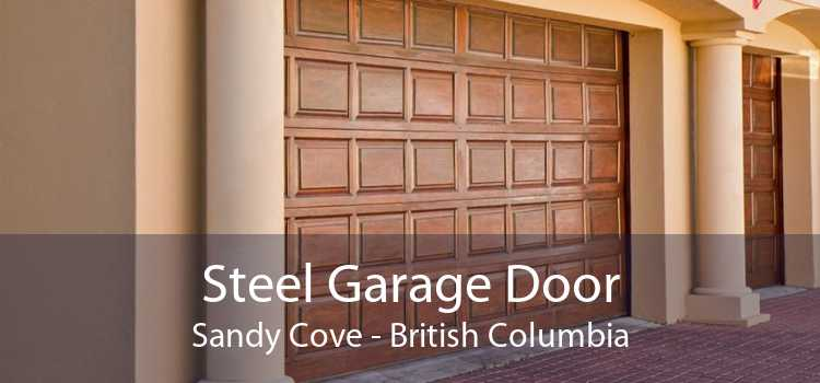 Steel Garage Door Sandy Cove - British Columbia