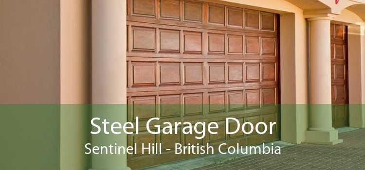 Steel Garage Door Sentinel Hill - British Columbia