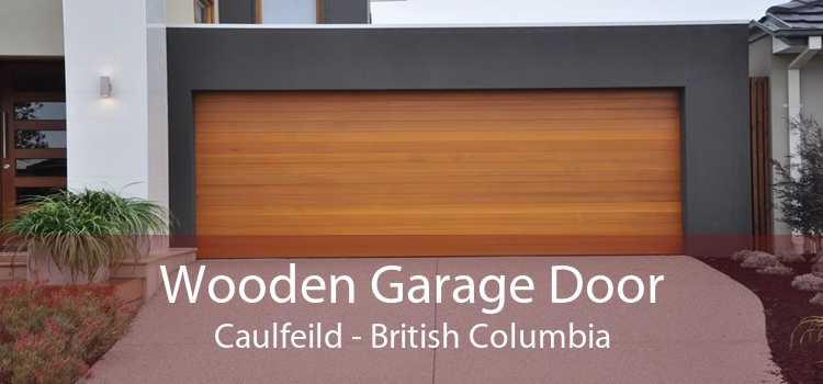 Wooden Garage Door Caulfeild - British Columbia